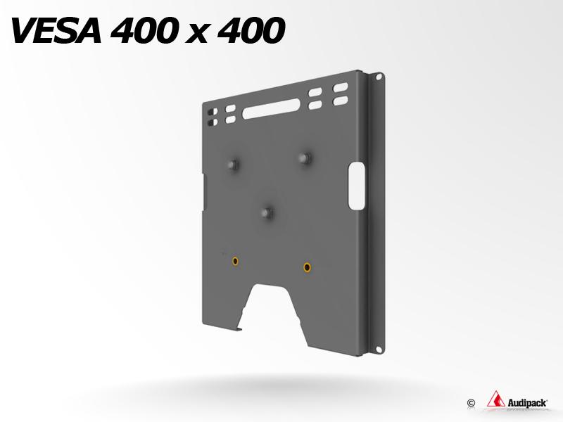 Vesa 400x400mm M6 M8 L Amp S5 Flat Panel Bracket Audipack